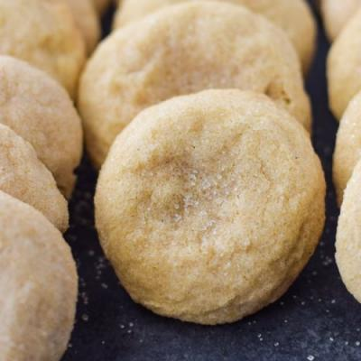 Soft Gluten Free Sugar Cookies