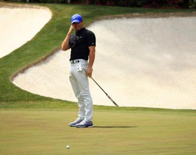 Jason Logan: You can bet Rory McIlroy is shaking his head at letting another round at Augusta get away