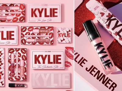 When Does Kylie Cosmetics' Valentine's Day Collection 2019 Drop? Sooner Than You Can Find A Valentine
