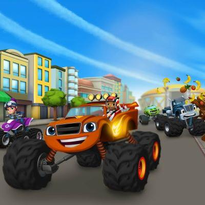 "5 Life Lessons Kids Can Learn from ""Blaze and the Monster Machines"""