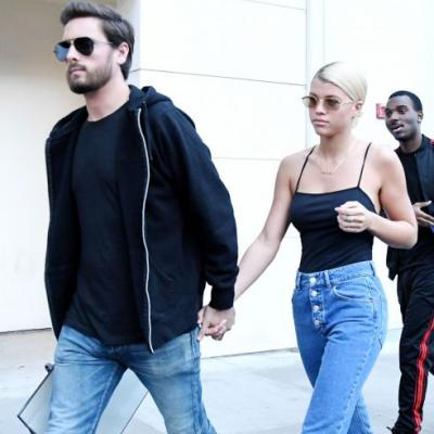 Sofia Richie Defended Her Relationship with Scott Disick in a Rare Instagram