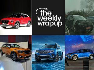Renault Duster Hyundai Kona Electric LaunchKia Seltos Bookings Grand i10 Launch Date And MoreTop 5 Car News Of The Week