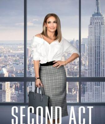 Second Act Movie Trailer