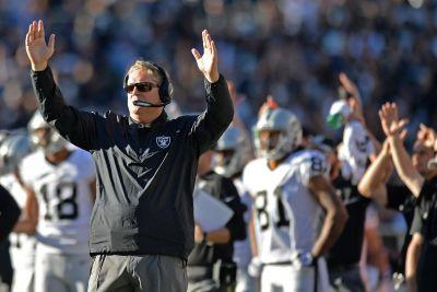 Jack Del Rio gets four-year contract extension from Oakland Raiders