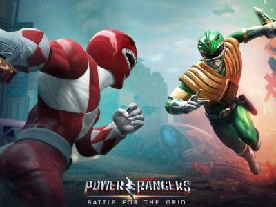 New Power Rangers Fighting Game Announced
