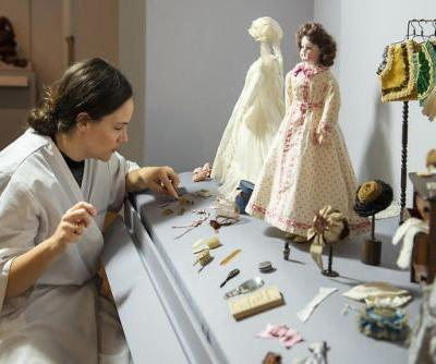 Philamuseum: Take a peek behind the scenes as our conservators