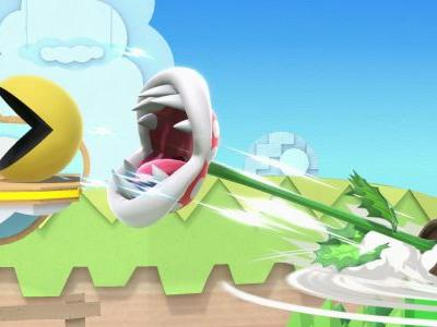 Smash Version 2.0 Now Available: Adds Piranha Plant And Multiplayer Spirit Board