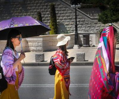 Chinese Outbound Tourism is Thriving