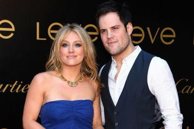 Hilary Duff's ex-husband Mike Comrie accused of rape
