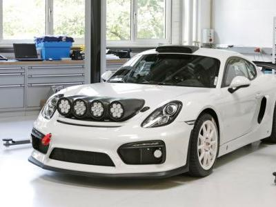 Rejoice: The Rally-Spec Porsche Is A Thing Again