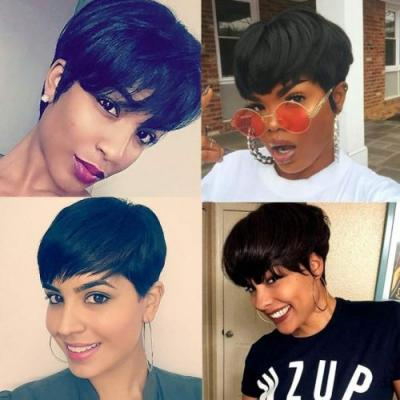 The Best Pixie Cut Wigs for Test-Driving a Big Chop