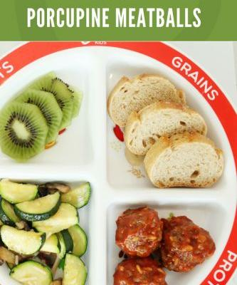 Kids Favorite Porcupine Meatballs Recipe