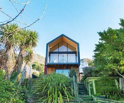NZ Lifestyle Block Smart Series Part Four: Architect Julie Villard's eco home built with cross-laminated timber - and a French touch