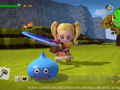 Preview: Dragon Quest Builders 2's Dynasty Warriors DNA Makes the Gameplay Great
