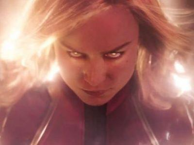 'Captain Marvel' Trailer: Brie Larson is Here to Save the Galaxy