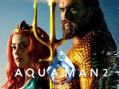 Aquaman 2 Script Being Written by Original Co-Writer