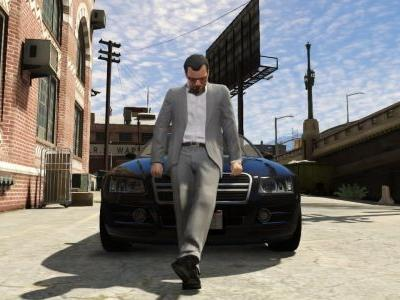 GTA V is PlayStation's Most Downloaded Game For Second Month in a Row