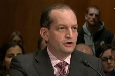Trump's Labor Secretary Pick Testified Before Congress Defending Muslims' Civil Rights