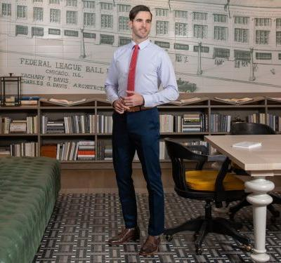 The Tie Bar now makes stretch chinos for $60 a pair - I tried them, and you wouldn't know they're so inexpensive from looking at them