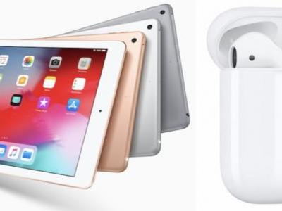 Apple Suppliers 'Gearing Up for Mass Production' of Updated iPad and AirPods