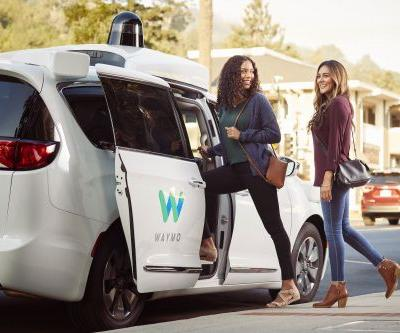 Waymo has launched its commercial self-driving service in Phoenix - and it's called 'Waymo One'
