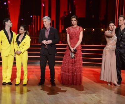 An Emotional Night: See Who Got Eliminated After the 'Dancing With the Stars' Semifinals