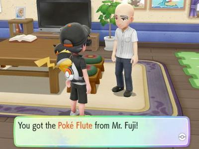 How To Wake The Sleeping Pokemon On Route 16 In Pokemon Let's Go