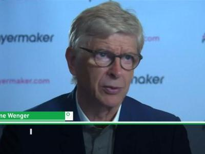I gave my life to Arsenal - Wenger