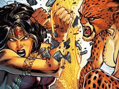 Wonder Woman is Blind To Her Greatest Enemy in New Preview