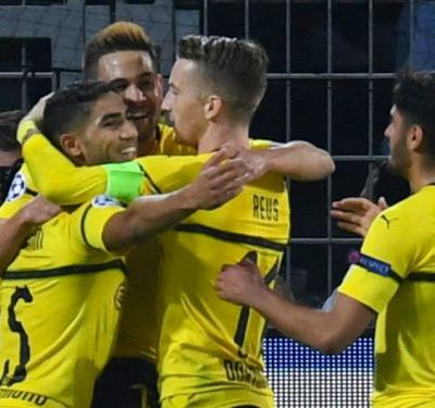 Achraf Hakimi produces wing-back masterclass in Borussia Dortmund rout of Atletico Madrid