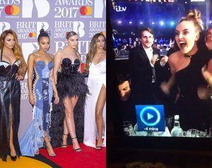 The Little Mix Moment You PROBABLY Missed At Last Night's BRIT Awards