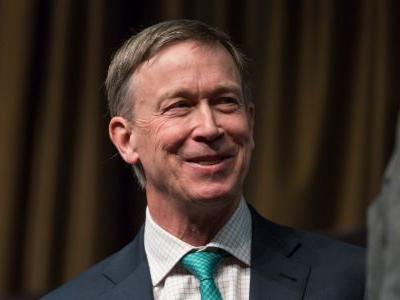 John Hickenlooper drops out of the 2020 presidential race and says he's giving 'serious thought' to running for US Senate