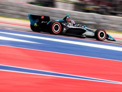 Colton Herta Becomes Youngest-Ever IndyCar Winner in Series' First Race at Circuit of The Americas