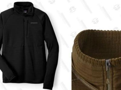 Patagonia's Popular R1 Pullover Is the Perfect Spring Transition Layer, Now $40 Off