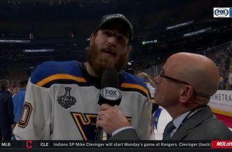 O'Reilly on winning the Conn Smythe Trophy: 'I can't believe I did this'