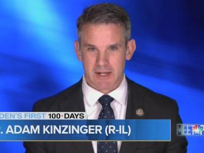 GOP Rep. Kinzinger Blasts 'America First' Caucus as 'White Supremacy Caucus: Anyone Who Joins Should 'Have Their Committees Stripped'