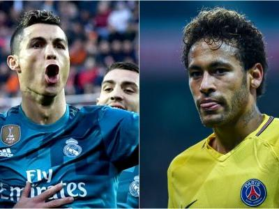 'Neymar and Ronaldo are compatible' - Real Madrid boss Zidane drops transfer hint