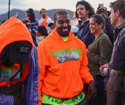 """Kanye West Launches Surprise Website, """"We Got Love"""""""