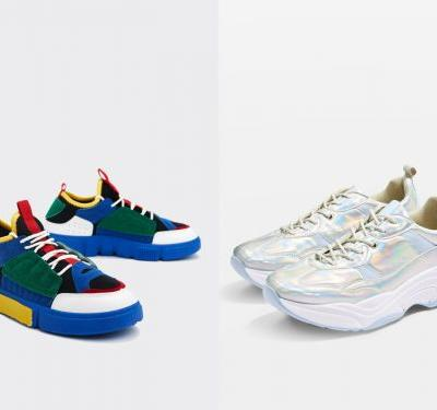 These 2019 Sneaker Trends Prove That Pumped Up Kicks Are Coming