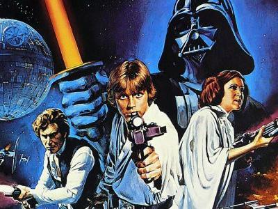 Star Wars Gets A New York Times Coffee Table Book