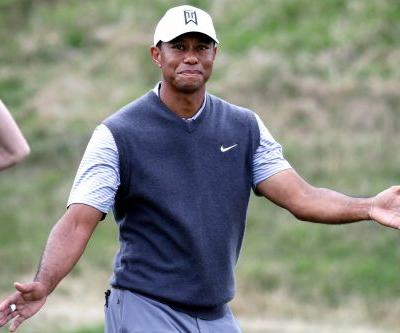 Tiger Woods puts on show at Match Play, will face Rory McIlroy next