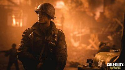Call of Duty: WWII Invades PC, PS4, and Xbox One on November 3