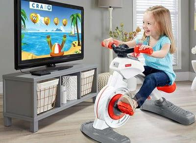 Amazon cuts 44% off on Fisher-Price Smart Cycle for Kids this Prime Day