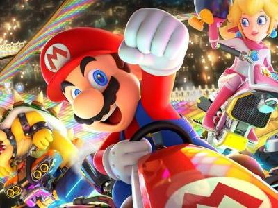 Mario Kart 8 Deluxe breaks out from the pack in this week's UK Charts