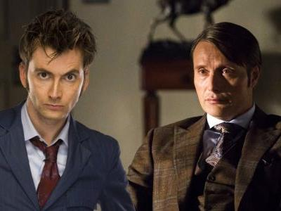 David Tennant Almost Played Hannibal Lecter in NBC Series