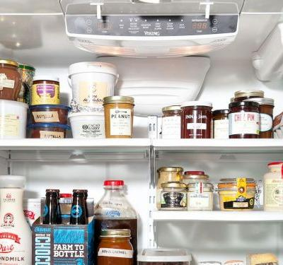 12 Buys That Will Turn Your Fridge Into An Organized Oasis