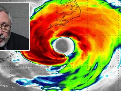 A veteran reporter who covered Hurricane Katrina has a grim warning for anyone in Hurricane Florence's path who doesn't evacuate