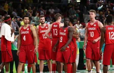Canada's men's basketball team pulls out of 2 games this month due to COVID-19