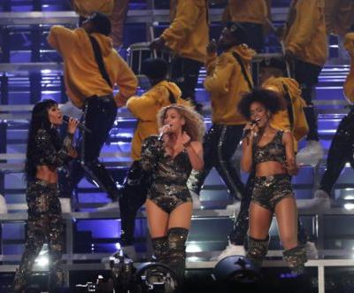 Photo: BeyonceQueen Bey, Kelly Rowland, and Michelle