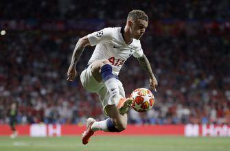 Trippier joins Atletico Madrid from Tottenham